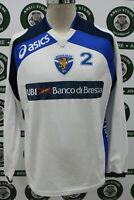 maglia calcio BRESCIA MATCH WORN shirt maillot trikot camiseta jersey