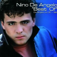 "Nino De Angelo ""Best of/i singoli di 81-88"" CD NUOVO!!!"