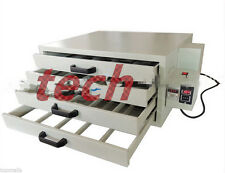 Drying Cabinet for Screen Printing Drying Area Screen Printing Equipment T