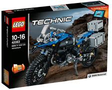 LEGO® Technic 42063 - BMW R 1200 GS Adventure NEU & OVP