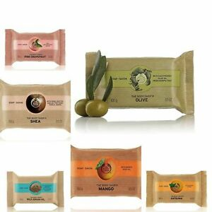 BRAND NEW THE BODY SHOP SOAPS...*VARIOUS SCENTS*