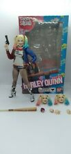 Japanese SH FIGUARTS Suicide Squad HARLEY QUINN Action Figure DC COMICS Sexy !!!