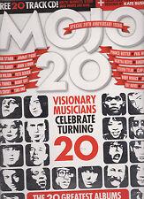 Mojo Magazine #241 Dec 2013,20th Anniversary Cover Hand-Drawn By Kate SEALED +CD