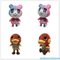 Animal Crossing New Horizons Judy Ketchup Soft Plush Toy Stuffed Doll Cute Gifts