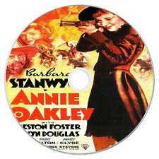 Annie Oakley 1935 Classic DVD Film - Drama, Western DVD