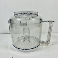 Cuisinart Mini Prep Plus Food Processor Replacment Work Bowl/Lid