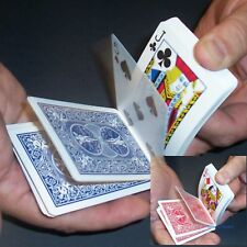 Book Prediction Magic Card Trick Bicycle Deck - Blue or Red Back - Mentalism