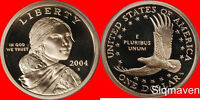 2004 S Sacagawea Dollar Deep Cameo Gem Proof