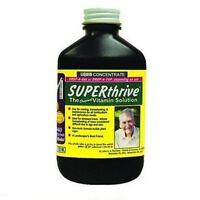 Superthrive 4 ounces- 4oz oz B Vitamins Plant Food Hormones super thrive