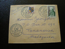 FRANCE - enveloppe 1er jour 20/3/1954 journee du timbre (cy12) french