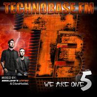 CD TechnoBase FM Clubinvasion Volume 5 von Various Artists 2CDs