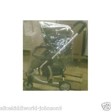 NEW Rain cover for Pushchair Buggy Pram Shopper Malibu Lift up 4 etc. HAUCK etc.