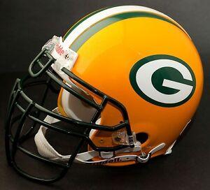 REGGIE WHITE Edition GREEN BAY PACKERS Riddell REPLICA Football Helmet
