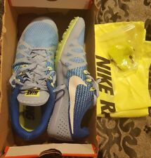 NWOB Nike Zoom Rival M 8 Track Spikes Women's Size 11.5/Men's Size 10 806559-401