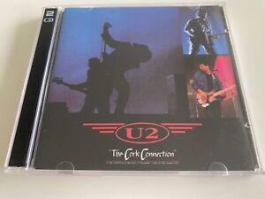 U2 THE CORK CONNECTION LIVE CORK IRELAND 08-08-1987