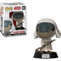 Funko - POP Star Wars: The Last Jedi - Caretaker Brand New In Box