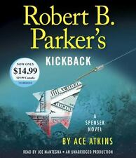 Kickback - A Spenser Novel  (2016, CD, Unabridged) 6 cd set, Ace Atkins