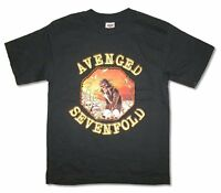 Avenged Sevenfold Reaper Kids / Youth T Shirt New Official