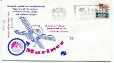 1971 Mariner 8 Atlas Centaur Centaur Fails Atlantic Kennedy Space Center USA SAT