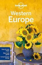 Lonely Planet Lonely Planet Western Europe-ExLibrary