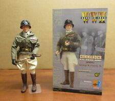 General George S Patton Jr 1/6 Action Figure by Dragon