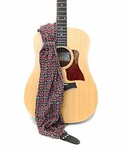 """Capturing Couture Guitar Strap Camille Scarf #Gtrsf-Cami 12""""-14""""W 45�-60�L"""