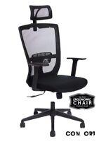 Ergonomic High Back Mesh Computer Desk Chair by Comfort Designs