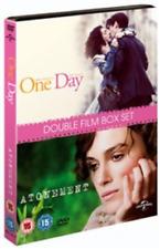 Anne Hathaway, Romola Garai-One Day/Atonement  DVD NUOVO