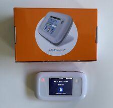 ZTE Velocity MF923 WiFi Mobile Hotspot - White AT&T