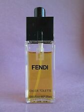 Fendi Vintage Eau de Toilette Spray 0.85 oz 25 ml edt Used No Box Almost Full