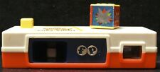 1974 Fisher-Price Pocket Camera #464 - Nice Condition & Working