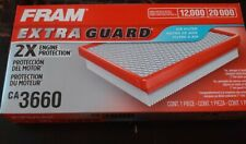 Air Filter Fram CA3660 Extra Guard New In Box