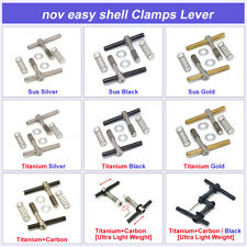 nov easy shell Clamps Lever series v.2.0 for Brompton