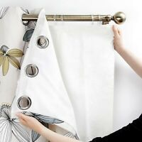 Ready Made Thermal Blackout Curtains Lining for EYELET RING TOP CURTAIN free P&P