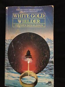 White Gold Wielder By Stephen Donaldson - Paperback