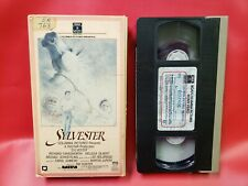 Sylvester (VHS, 1985) VCR Video Tape