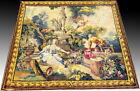 A Sensational Antique French Pictorial  Tapestry