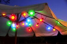 LED Partylichterkette Außenlichterkette 20 Birnen 13m