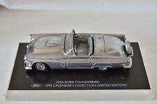 1956 Ford Thunderbird-Ford Calendar Model 1991 (004 de 999 unid) plomo fundido