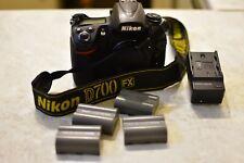 Nikon D700 Full Frame SLR Digital Camera (body Only)