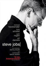 STEVE JOBS DVD - SINGLE DISC EDITION - NEW UNOPENED - MICHAEL FASSBENDER
