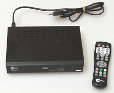 PRL) DECODER MPman DVB-T 2019 USB RICEVITORE SINTONIZZATORE LETTORE TV DIGITALE