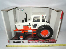 Case 1570 Agri King  Dealer Edition   By Ertl  1/16th Scale