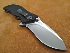 ZT0350SW Zero Tolerance Knife  ZT0350  S30V Stonewash Blade G-10 Handles New