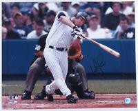 Jason Giambi New York Yankees Baseball Autographed Signed 16x20 Color Photo JSA