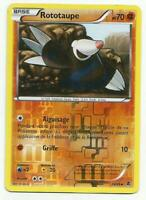 CARTE POKEMON ROTOTAUPE 54/98 REVERSE PV 70. NB POUVOIRS EMERGENTS. FRANCE