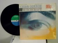 """Chris Connor,Atl.8032,""""Witchcraft""""US,LP,st,In Shrink,blue/green labels,1961,MINT"""