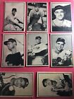 1953 Bowman Baseball Cards - Color and Black & White Series 36