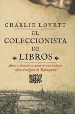 EL COLECCIONISTA DE LIBROS / THE BOOKMAN'S TALE - LOVETT, CHARLIE/ ALOU, DAMIA (