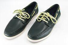 Cole Haan Men's Fire Island Boat Shoe - US 7.5 W Wide - EE/EEE Leather Botanical